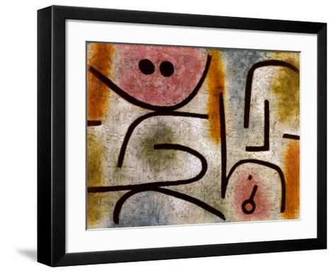 Broken Key, c.1938-Paul Klee-Framed Art Print