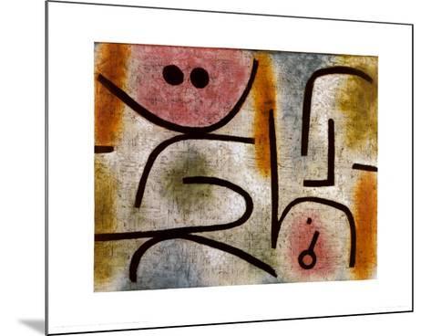 Broken Key, c.1938-Paul Klee-Mounted Art Print