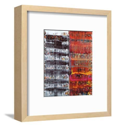 Painting on Painting, c.1998-Michael Burges-Framed Art Print