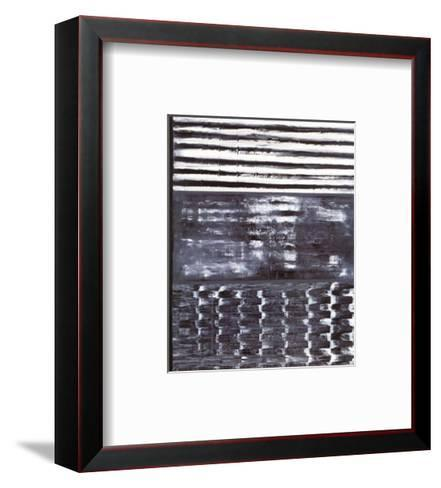 Counterpoint Composition, c.1996-Michael Burges-Framed Art Print