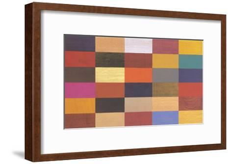 Relations, c.1999-Michael Burges-Framed Art Print