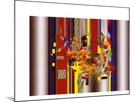 RFL 14.4.PR1.IST-2000-Ruben Leonardo Froid-Mounted Art Print
