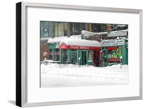 Village Vanguard-Igor Maloratsky-Framed Art Print
