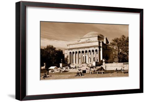 Columbia Library-Igor Maloratsky-Framed Art Print