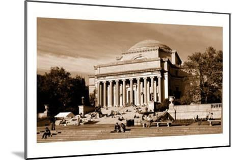 Columbia Library-Igor Maloratsky-Mounted Art Print