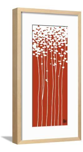 Summers Bounty II-Takashi Sakai-Framed Art Print