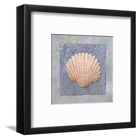 Treasures I-Jan Sacca-Framed Art Print