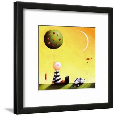 Dreaming-Jo Parry-Framed Art Print