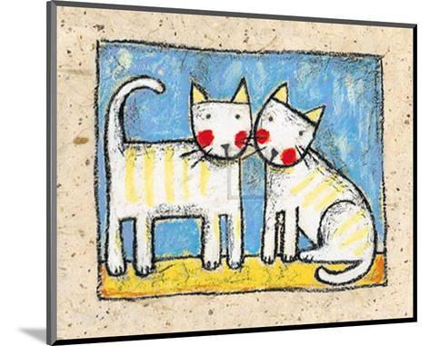 Best Friends-Sophie Harding-Mounted Art Print