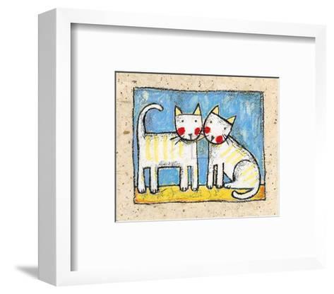 Best Friends-Sophie Harding-Framed Art Print