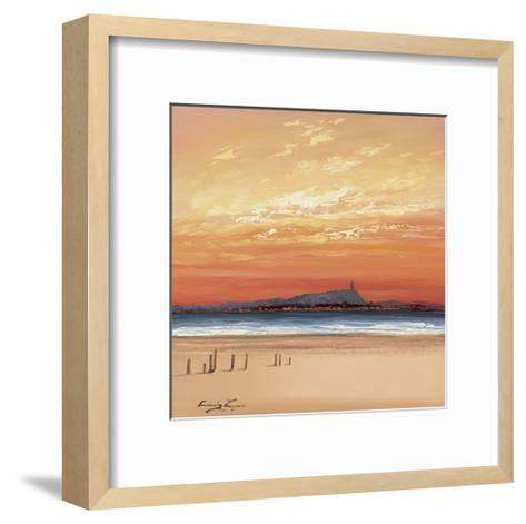 Scrabo Tower-William Cunningham-Framed Art Print