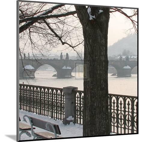 Winter Light II-Bill Philip-Mounted Art Print