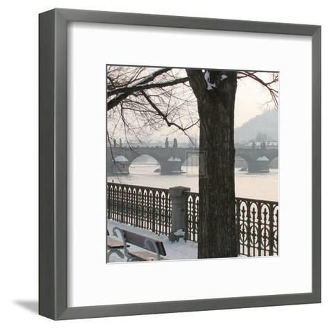 Winter Light II-Bill Philip-Framed Art Print
