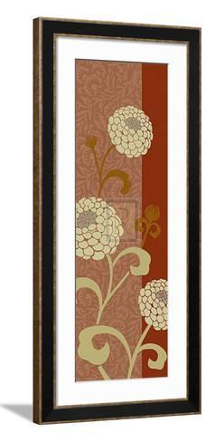 Chrysanthemums VI-Max Carter-Framed Art Print