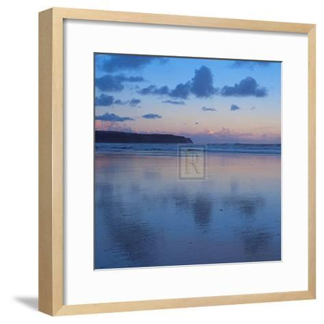 The Headland-Jo Crowther-Framed Art Print