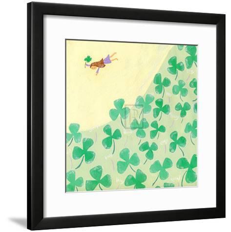 Clover-Coco Yokococo-Framed Art Print