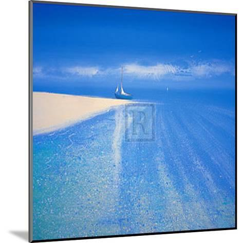 Sandy Bay III-Richard Pearce-Mounted Art Print