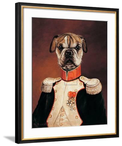 Junior General-Thierry Poncelet-Framed Art Print