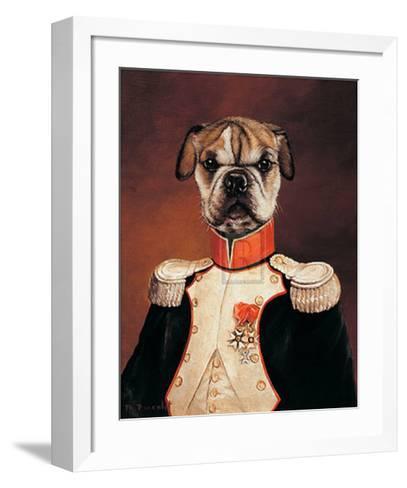 Junior General-Thierry Poncelet-Framed Art Print