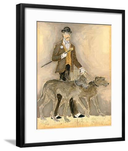 Best in Show V-Karen Dupr?-Framed Art Print