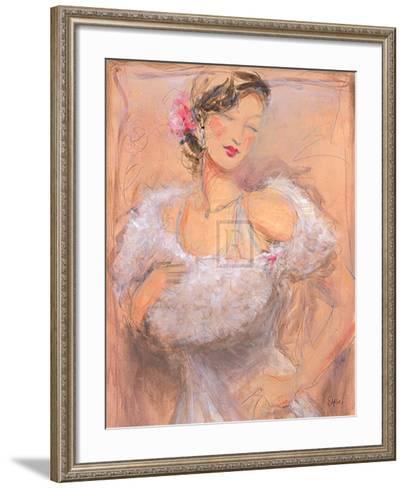 Stole My Heart II-Karen Dupr?-Framed Art Print