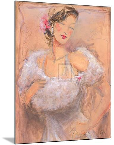 Stole My Heart II-Karen Dupr?-Mounted Art Print