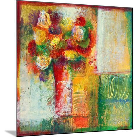 Blooms I-Josiane York-Mounted Art Print