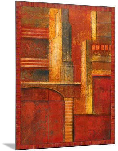 City Towers I-Giovanni-Mounted Art Print