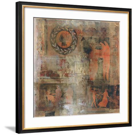 Etruscan Vision I-Edwin Douglas-Framed Art Print