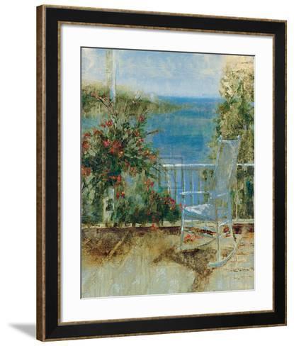 Ocean Retreat I-Stiles-Framed Art Print
