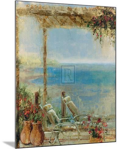 Ocean Retreat II-Stiles-Mounted Art Print