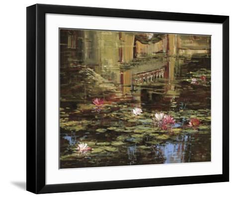 Classical Reflections-Paul Panossian-Framed Art Print