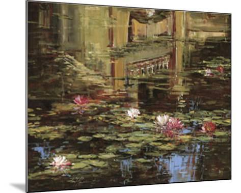 Classical Reflections-Paul Panossian-Mounted Art Print