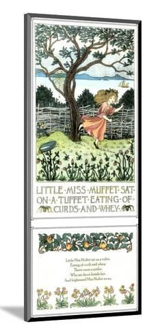Little Miss Muffet-Francis Donkin Bedford-Mounted Art Print