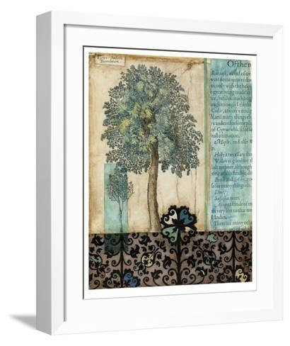 Blue Autumn I-Megan Meagher-Framed Art Print