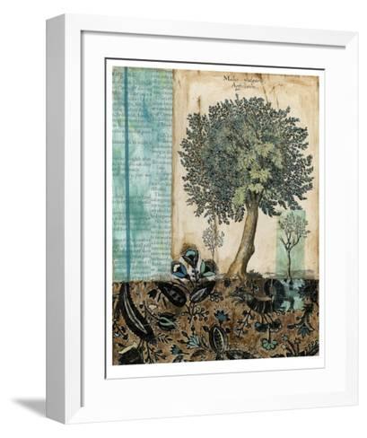 Blue Autumn II-Megan Meagher-Framed Art Print