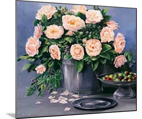Flowers and Apples II-Karin Valk-Mounted Art Print
