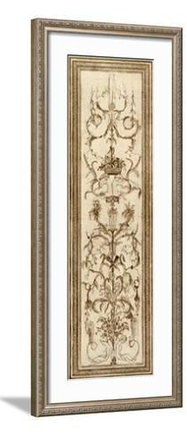Bas-Relief VI--Framed Art Print
