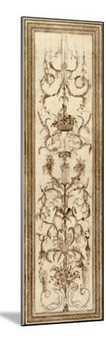 Bas-Relief VI--Mounted Art Print