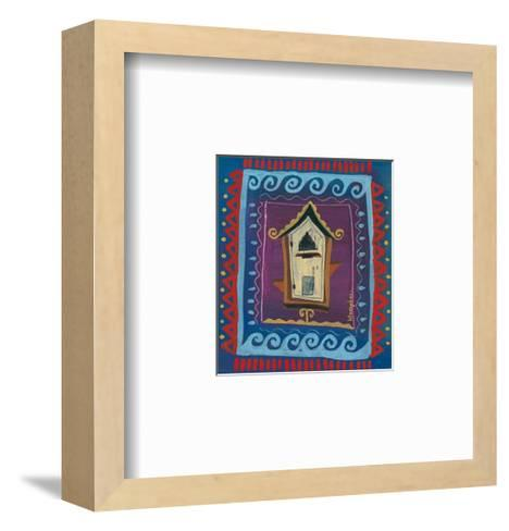 Birdhut I-Olivier Klompkes-Framed Art Print