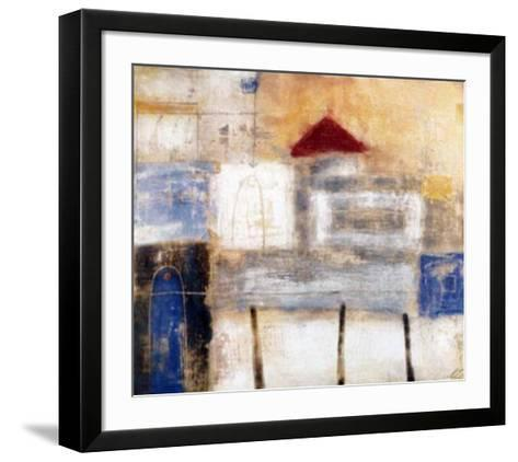 City Lights II-Marta Gomezlechon-Framed Art Print