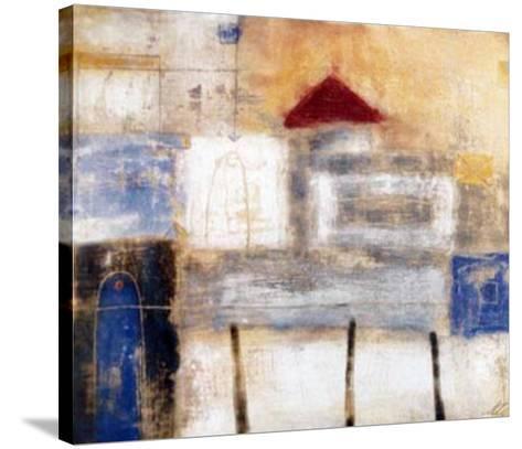 City Lights II-Marta Gomezlechon-Stretched Canvas Print