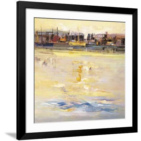 Puerto-Carmen Mateos-Framed Art Print