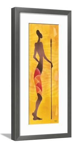Standing Still I-Freixas-Framed Art Print