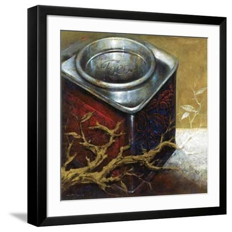Tea II-Joaquin Moragues-Framed Art Print