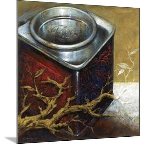 Tea II-Joaquin Moragues-Mounted Art Print