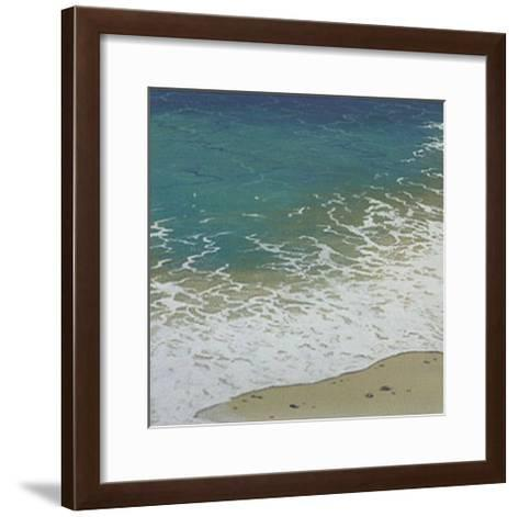 Low Tide-Isabel Martinez-Framed Art Print