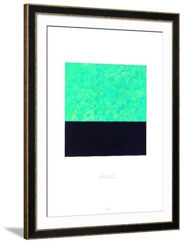 Gruenspan Schwarz-Juergen Freund-Framed Art Print