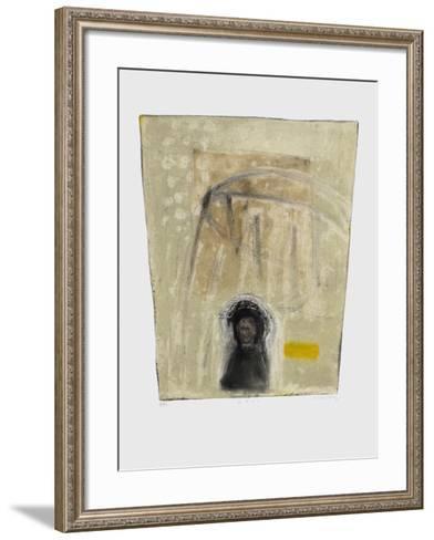 Zeus-Alexis Gorodine-Framed Art Print