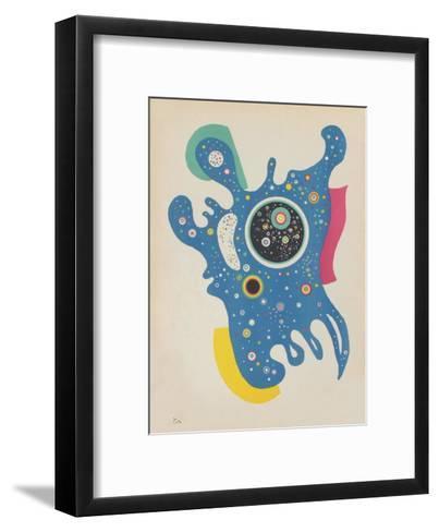 Etoiles-Wassily Kandinsky-Framed Art Print